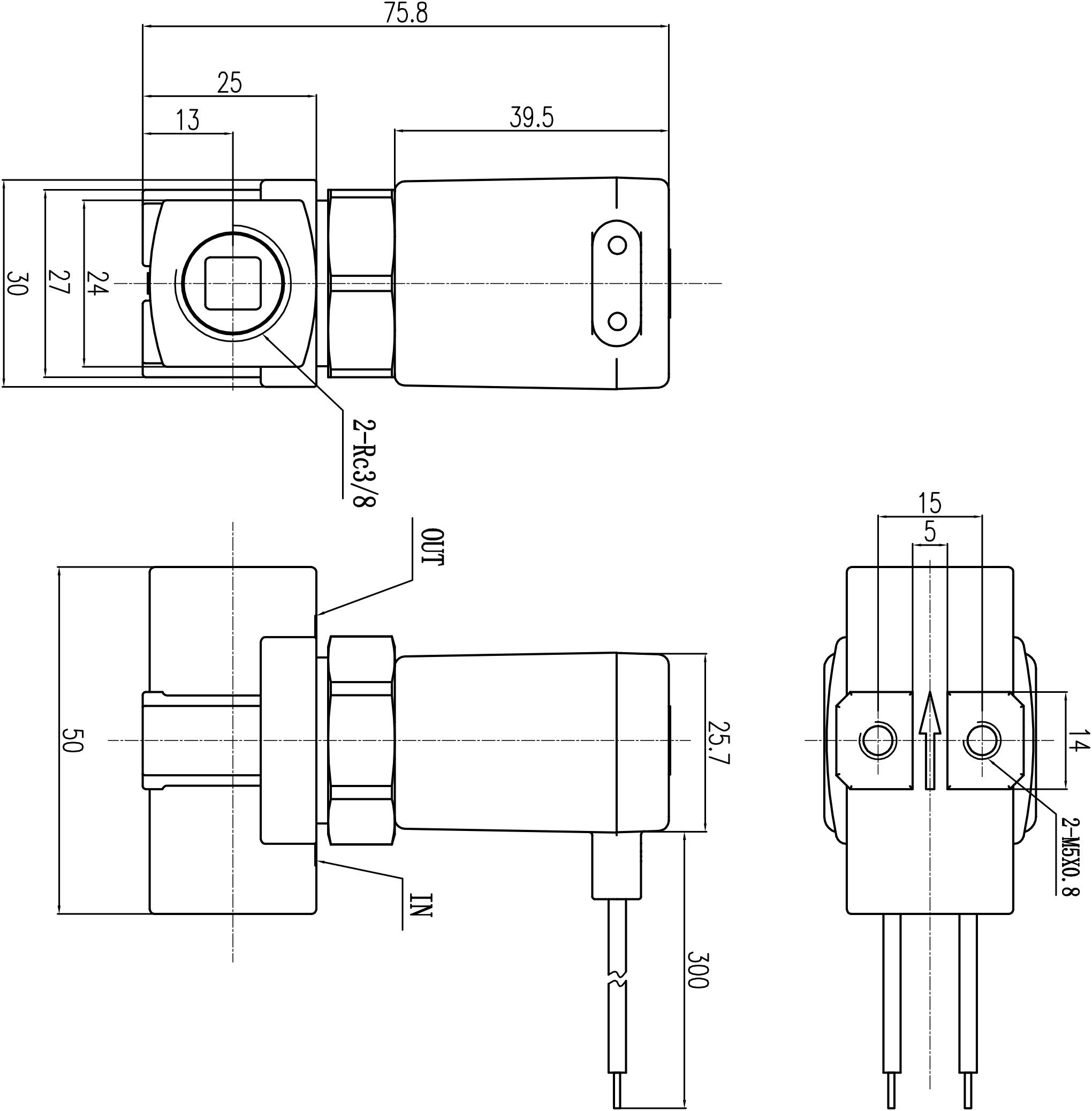 喷气织机高频电磁阀